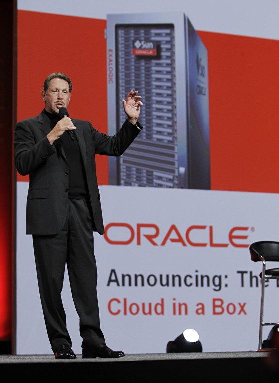 Американский предприниматель, сооснователь, председатель совета директоров и директор по технологиям корпорации Oracle Ларри Эллисон