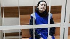 Г. Бобокулова в суде. Архивное фото