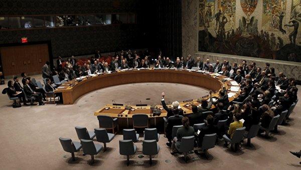 Голосование в Совете Безопасности ООН по санкциям в отношении КНДР. 2 марта 2016