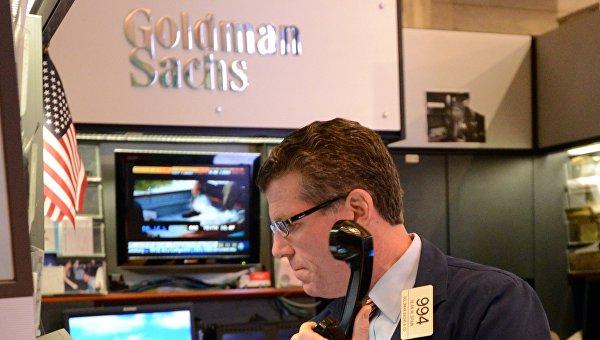Goldman Sachs. Архивное фото