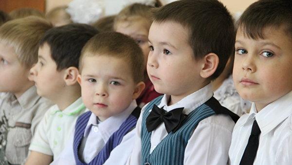Группа нового детского сада в городе Гаврилов Посад Ивановской области