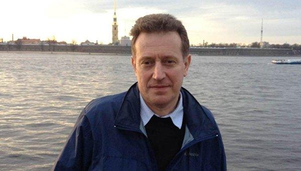 Заведующий кафедрой социальной философии РГГУ Евгений Ивахненко