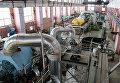 Машинный зал Самарской ГРЭС. Архивное фото