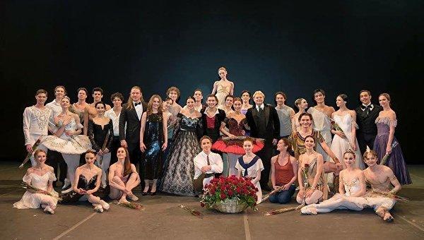 Гала-вечер в память Майи Плисецкой в лондонском театре Колизей