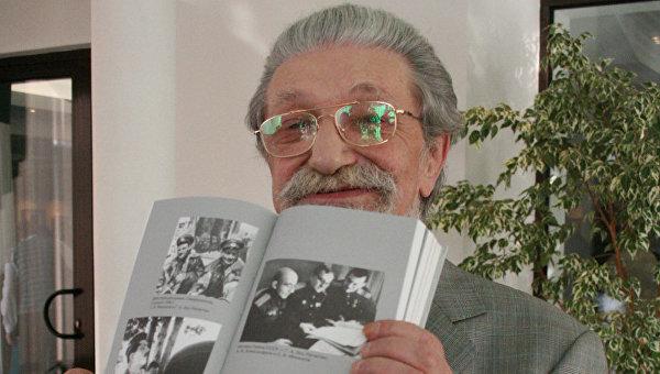 Писатель Юрий Кушак. Архивное фото