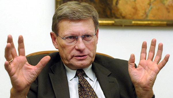 Польский экономист и политик Лешек Бальцерович. Архивное фото