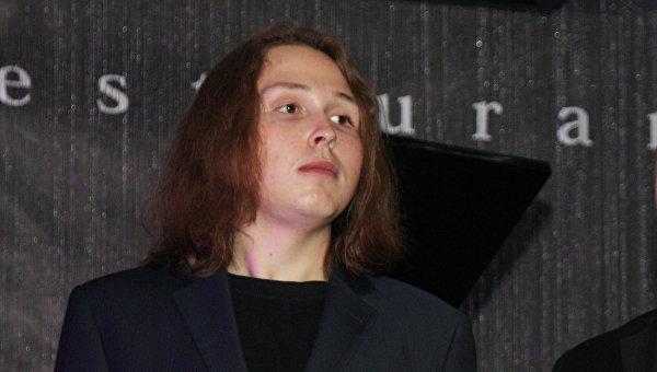 Сын художника Никаса Сафронова Лука Затравкин. Архивное фото