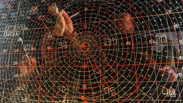Радар. Архивное фото