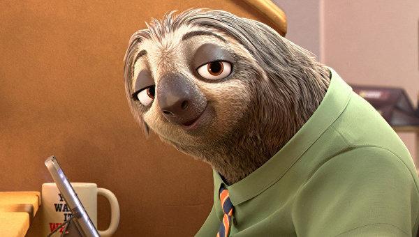 Кадр из мультфильма Зверополис