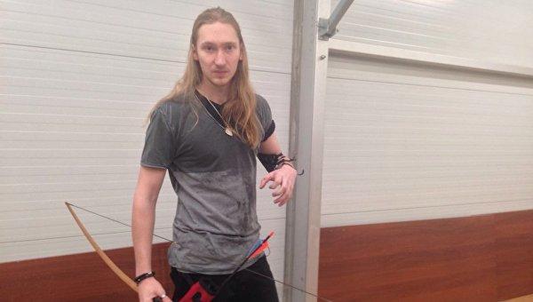 Участник Евровидения 2016 от Беларуси IVAN (Саша Иванов) сильно повредил руку на съемках Дневников Евровидения в Москве