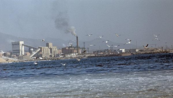 Город Находка. Архивное фото