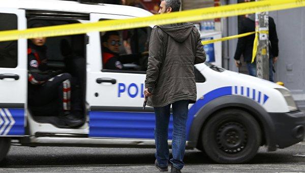 Террористический акт в Стамбуле