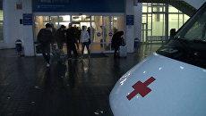 Ситуация у аэропорта Ростова-на-Дону после крушения Boeing 737-800