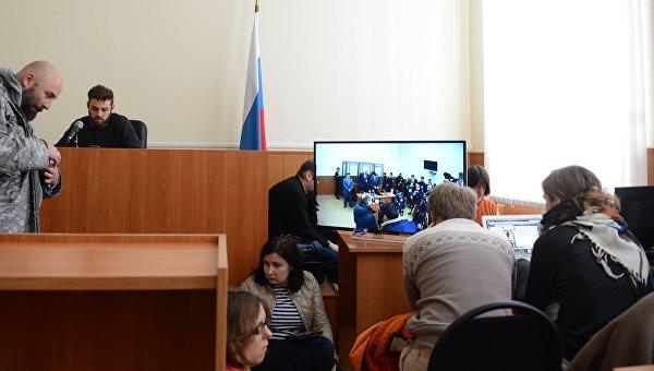 Оглашение приговора Надежде Савченко