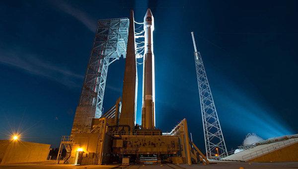 Подготовка к запуску на МКС космического аппарата Cygnus