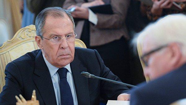 Лавров иШтайнмайер обсудили прогресс ввыполнении минских договоров
