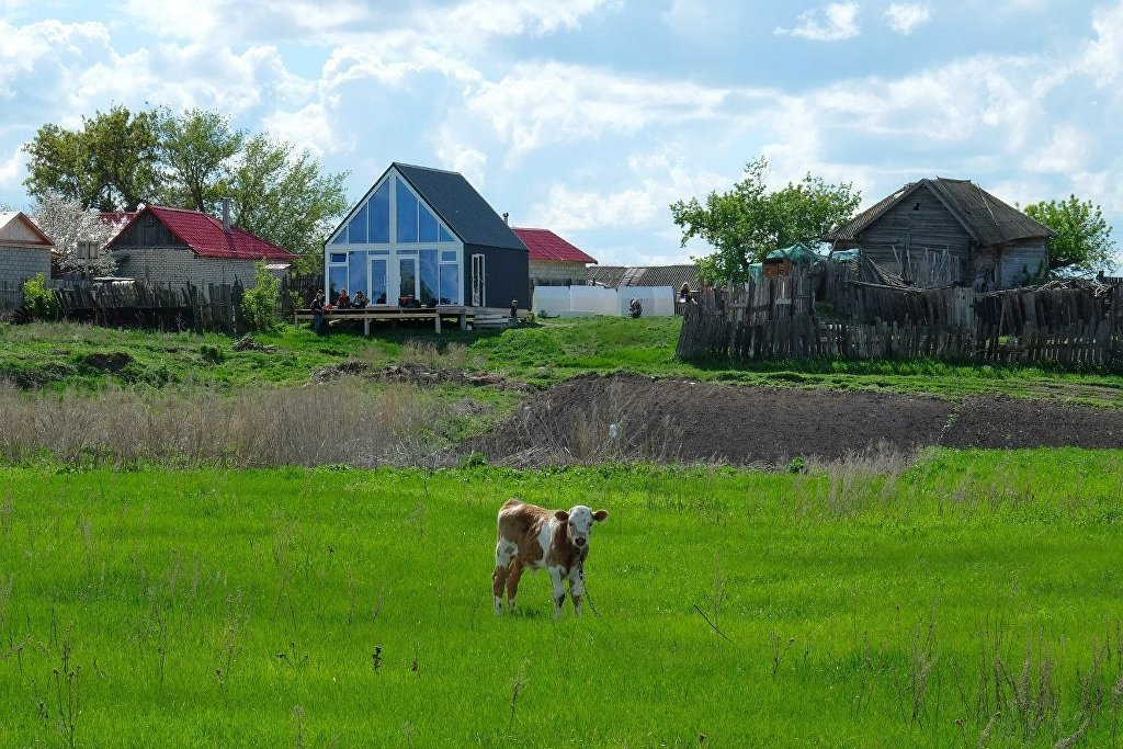 Село Поповка Саратовской области