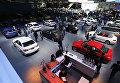Международный автосалон в Бангкоке