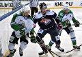 """Хоккей. КХЛ. Матч """"Металлург"""" (Магнитогорск) - """"Салават Юлаев"""""""