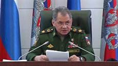 Шойгу о задачах военных моряков РФ на островах Большой Курильской гряды