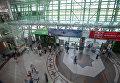 "Международный ""Аэропорт Астана"". Архивное фото"