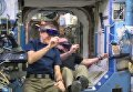 На экипаж МКС напали инопланетяне