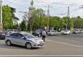 Движение на улицах Севастополя, Крым