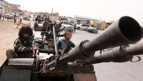 В Ливии исламисты сбили вертолёт с французскими спецназовцами на борту
