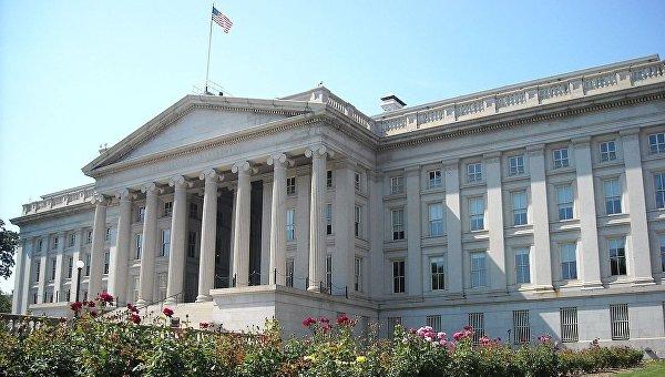 Министерство финансов США. Архивное фото