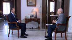 Асад: оккупация Пальмиры террористами - свидетельство провала коалиции