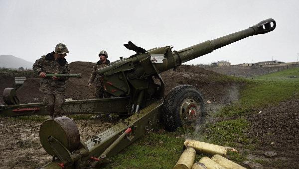 Баку назвал условия для прекращения огня в зоне карабахского конфликта