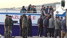 Назад в Турцию: как депортировали мигрантов из Греции