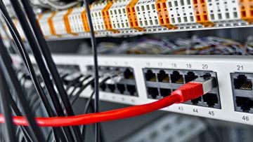 Сервер. Архивное фото