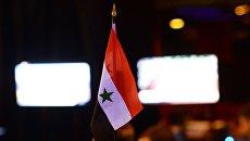 Информационный центр для работы журналистов в Дамаске. Архивное фото