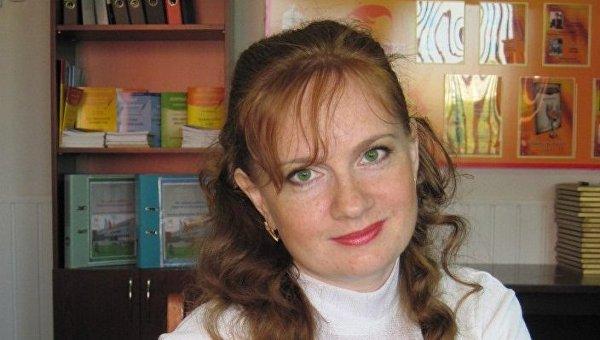 Ольга Кислова, заместитель директора по учебной работе гимназии № 51 города Гомеля Республики Беларусь.