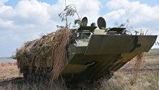 Крупномасштабные военные учения в ЛНР. Архивное фото