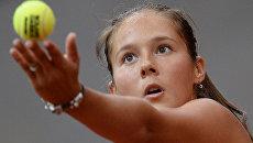 Теннисистка Дарья Касаткина. Архивное фото