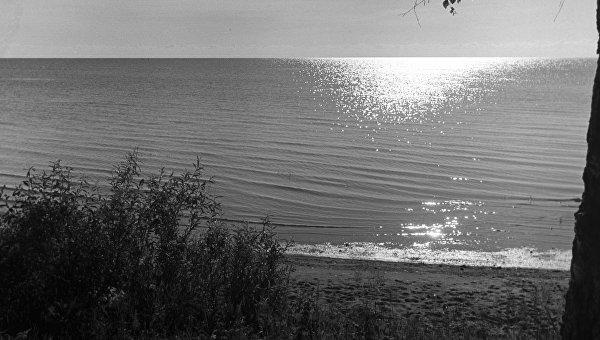 Чудское озеро в Эстонии