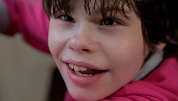 Марианна, 12 лет. Любит слушать истории и задавать вопросы