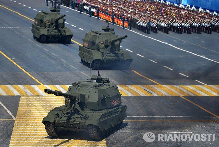 Русская артиллерия начнет перевооружение на«Коалицию» совсем скоро