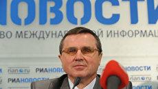 Олег Смолин. Архивное фото
