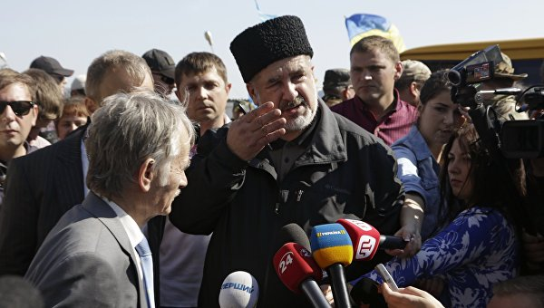 В России запретили меджлис крымских татар