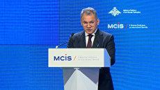 Шойгу об информационной войне против РФ и манере Брюсселя вести диалог