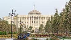 Дворец нации в Душанбе, Таджикистан. Архивное фото