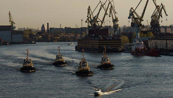 Впроливе Японии затонул русский буксир «Рейдовый»