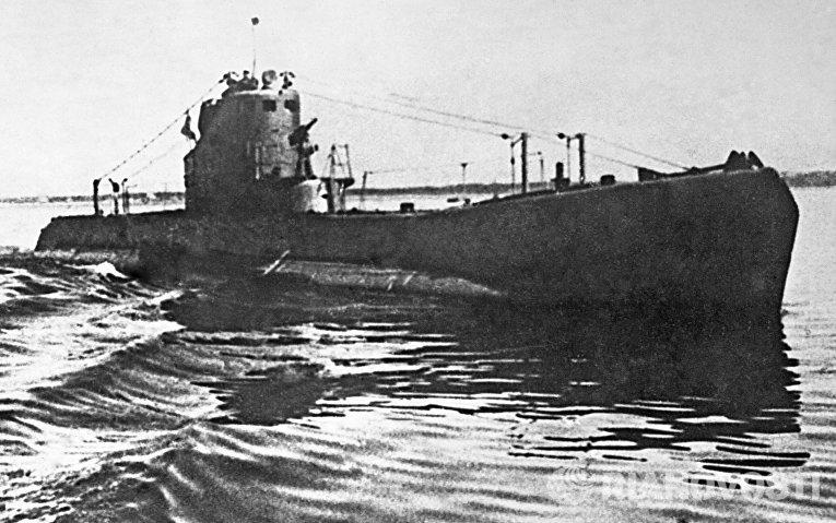 Подводная лодка типа Щука