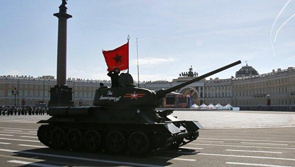 МинобороныРФ подготовило для детей мультфильм про танк Т-34