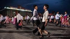 Северная Корея. Архивное фото