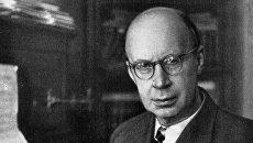 Советский композитор Сергей Прокофьев. 01.02.1931