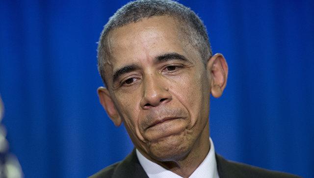 Президент США Барак Обама. Архивное фото